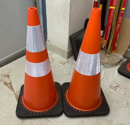 Portable Traffic Cones For Road Safety