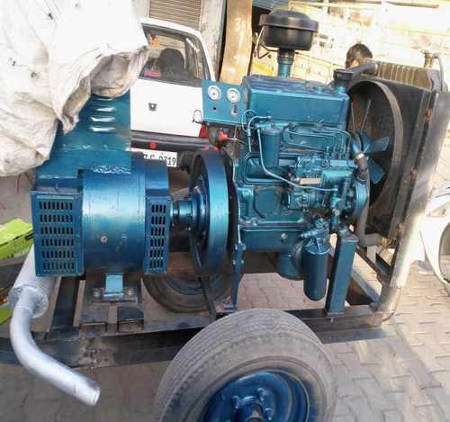 Robust Construction Diesel Generator