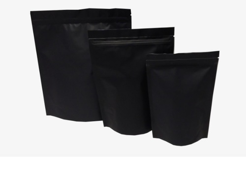 Black Specialty Bag For Regular Use