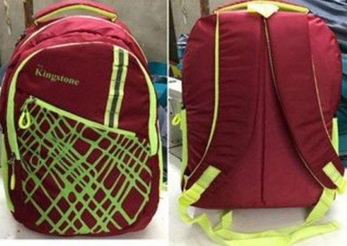Winstar Polyester Kingstone Backpack Bags