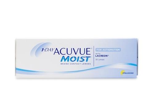 Acuvue Moist For Astigmatism 30PK Lens