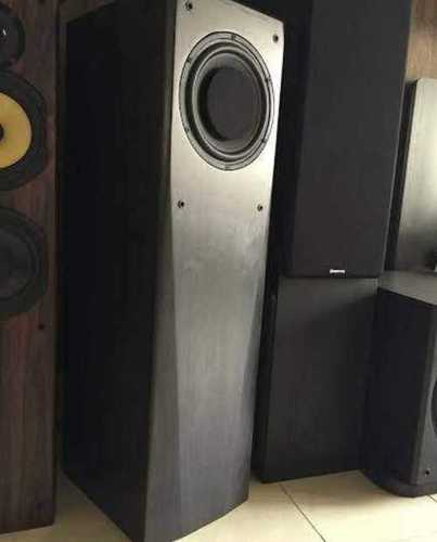 Black Color Home Theatre Speaker
