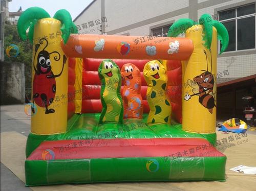 Children Entertainment Playing Park