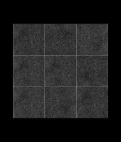Crack Proof Black Tiles