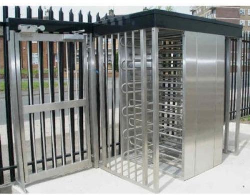 Heavy Duty Security Gate