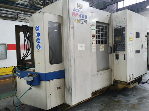 HMC Doosan HP 500 HMC Horizontal Machining Centres
