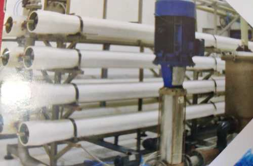 Industrial Ultra Water Filtration System
