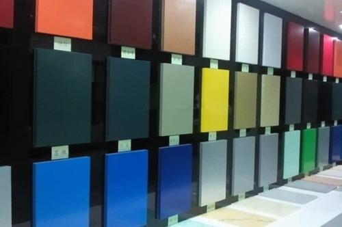 Multicolor Acp Sheet