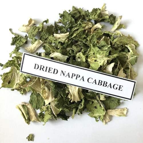 Natural Dried Nappa Cabbage