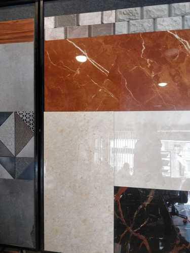 Polished Ceramic Art Tiles