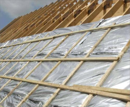 Residential Building Roof Insulation