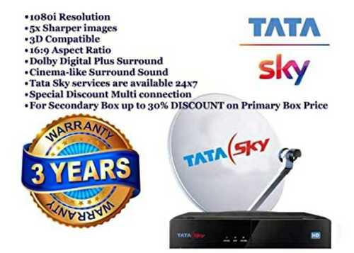 Tata Sky DTH Box