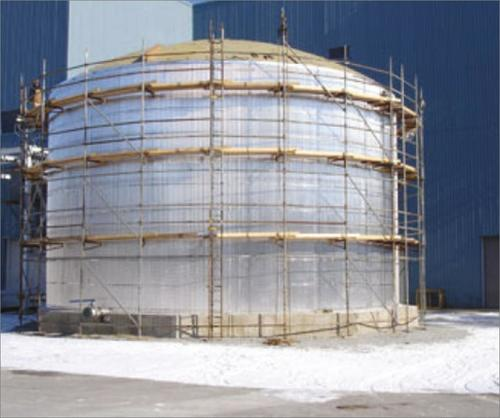 Water Tank Insulation