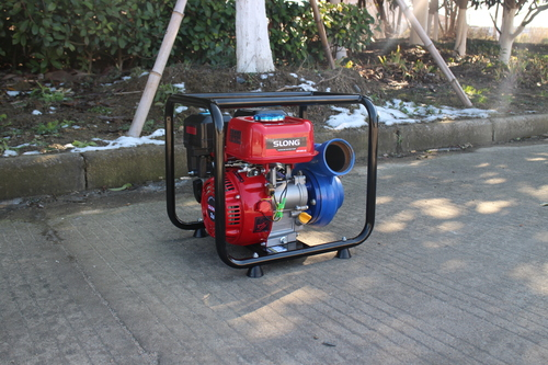 0.29l Per Hour Wp30 3 Inch Piston Petrol Pump