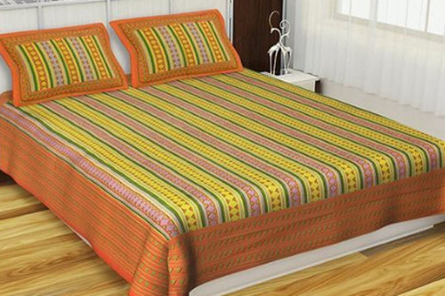 Bed Sheet With Pillow Covers