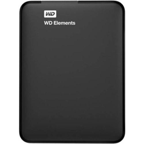 Black Portable 1 TB WD HDD