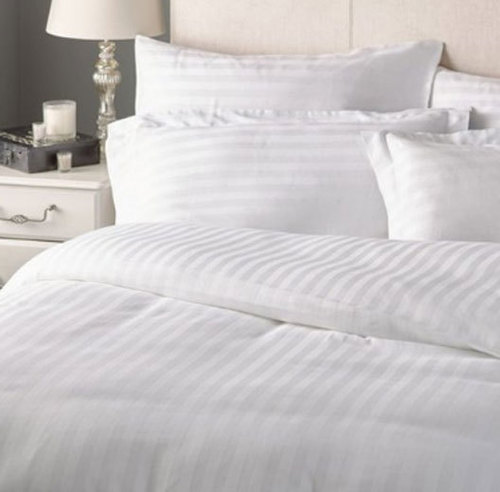 Cotton Double Bed Sheet With Pillow Cover