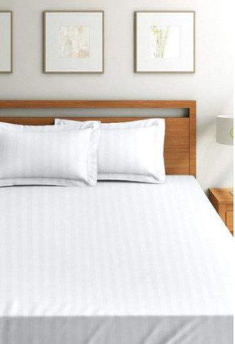 Fine Finish Hotel Bed Sheet