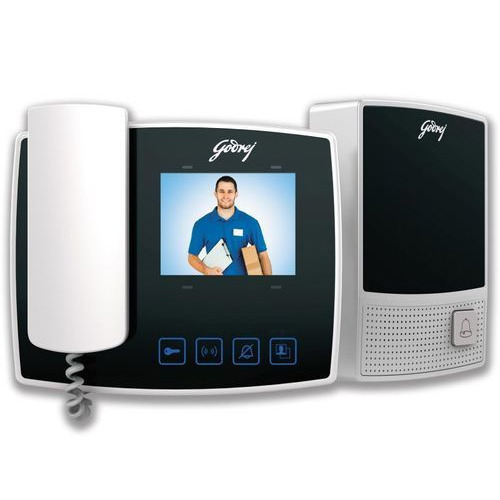 Godrej Video Door Phone For Home, Office Usage