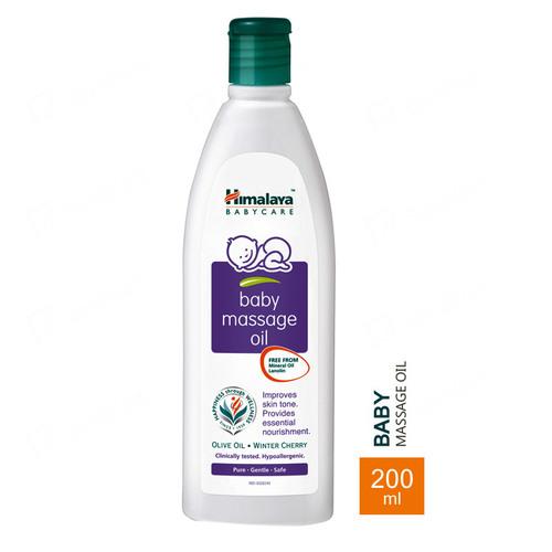 Himalaya Massage Oil
