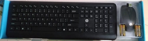 HP Wireless Combo Keyboard And Mouse