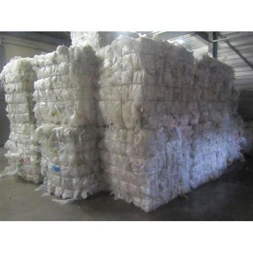 LDPE White Film Scrap