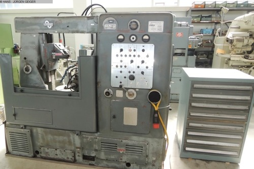 Lorenz FP 250 Gear Hobbing Machine