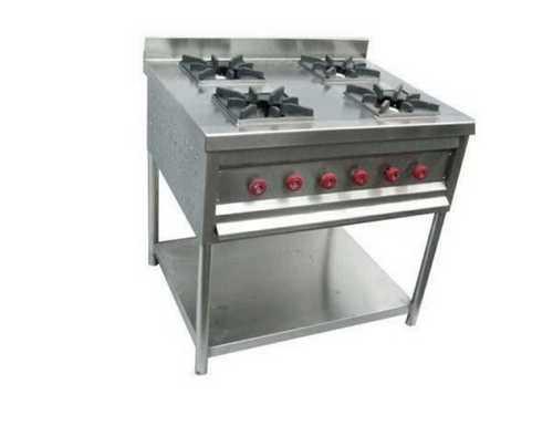 Manual Rectangular Cooking Stove