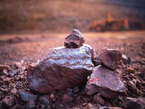 Natural Cameroon Iron Ore Application: Industrial