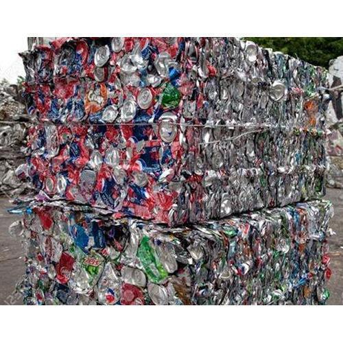 Pure Aluminum UBC Scrap