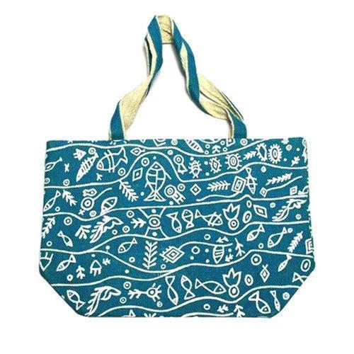 Scratch Resistance Jute Shopping Bag