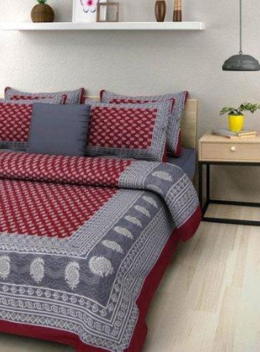 Single Jaipuri Bed Sheet