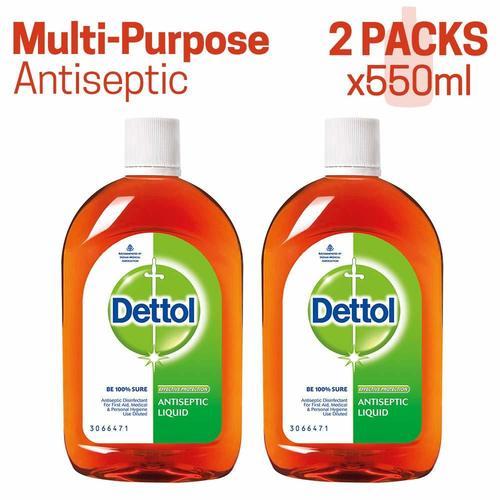 550 ML Dettol Hand Sanitizer