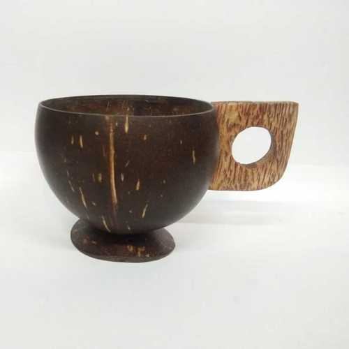 Coconut Shell Tea Cups
