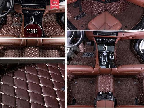 Diamond Car Floor Mat