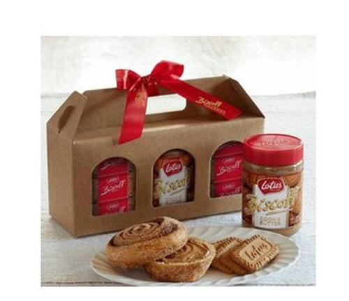 Duplex Food Packaging Corrugated Box