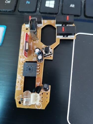 Electronic Wireless Mouse Pcba