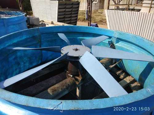 Energy Efficient Axial Flow FRP Fans