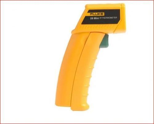 Fully Digital Infrared Thermometer