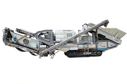 Industrial Tracked Mobile Crusher