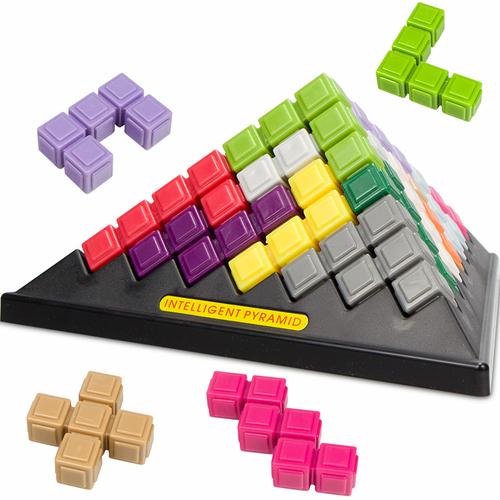 Logic Blocks Toys For Kids