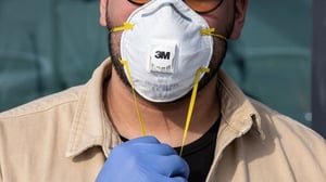 N95 Disposable Face Mask