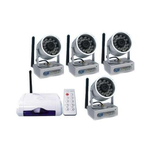 Stringently Tested Wireless CCTV