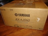 Yamaha RX-A2060 9.2 Channel Network AV Receiver And Yamaha PRO-300 Headphones