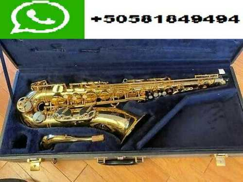Yamaha YTS 875EX Custom Tenor Saxophone Lacquer
