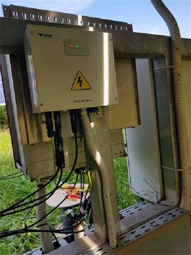 Zenergy PID Offset Box Protect The PV Power Station