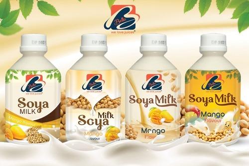 100% Pure Soya Milk