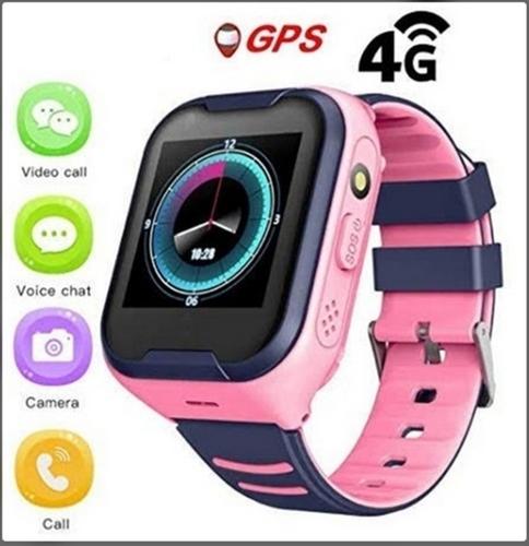 2019 Update 4G Children Video Phone Smart Watch