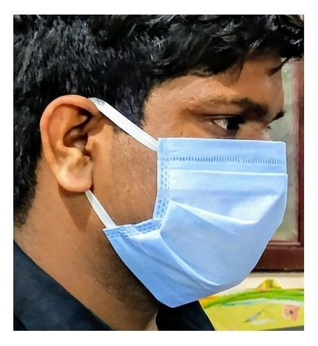 3 Ply Earloop Disposable Face Mask