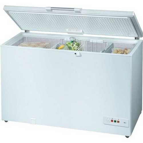 Auto Defrost Electronic Horizontal Deep Freezer